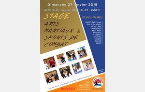 Stage Multi-Disciplines à ANNECY