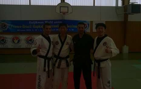 sTAGE HAPKIDO...2018-2019